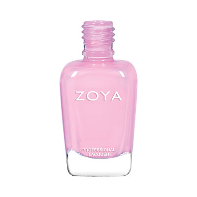 Zoya Nail Polish - Jordan - ZP886 - Pink, Cream, Cool