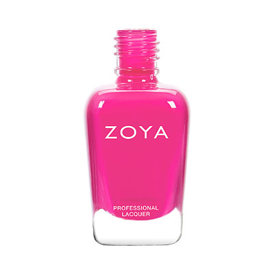 Zoya Nail Polish - Kelsey - ZP921 - Pink, Cream, Cool