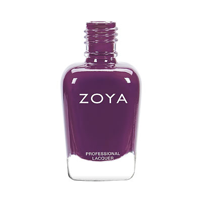 Zoya Nail Polish - Landon - ZP918 - Purple, Cream, Warm