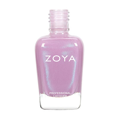 Zoya Nail Polish - Leslie - ZP776 - Purple, Metallic, Cool