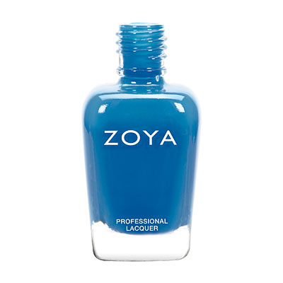 Zoya Nail Polish - Ling - ZP731 - Blue, Cream, Cool