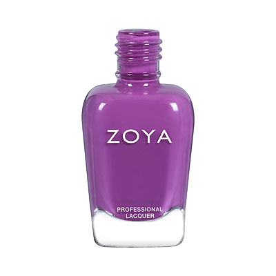 Zoya Nail Polish - Lois - ZP903 - Purple, Cream, Cool