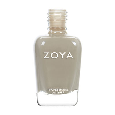 Zoya Nail Polish in Misty main image (main image)
