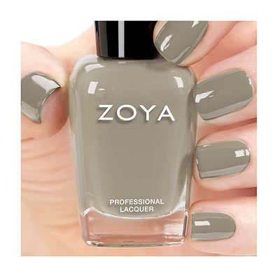 Zoya Nail Polish in Misty alternate view 2 (alternate view 2)