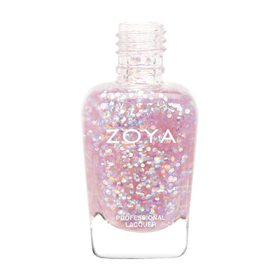 Zoya Nail Polish - Monet - ZP726 - Purple, Special Effect, Neutral