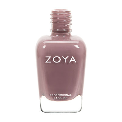 Zoya Nail Polish - Normani - ZP709 - Nude, Mauve, Cream, Cool