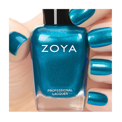 Zoya Nail Polish in Oceane alternate view 2 (alternate view 2 full size)