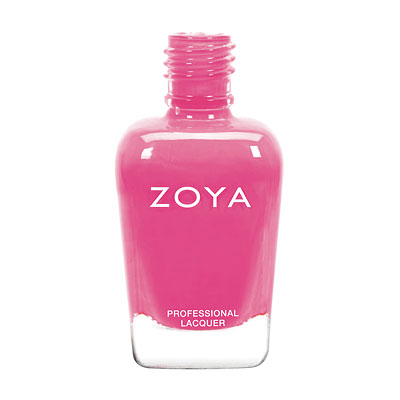 Zoya Nail Polish - Rooney - ZP732 - Pink, Cream, Cool