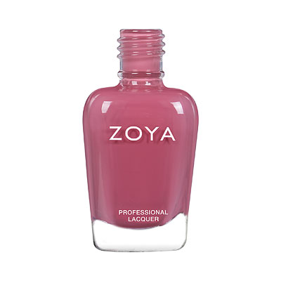 Zoya Nail Polish - Ruthie - ZP955 - rose, pink, Cream, Warm