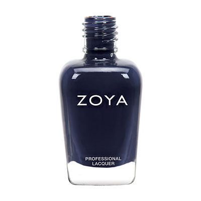 Zoya Nail Polish - Ryan - ZP752 - Blue, Cream, Cool