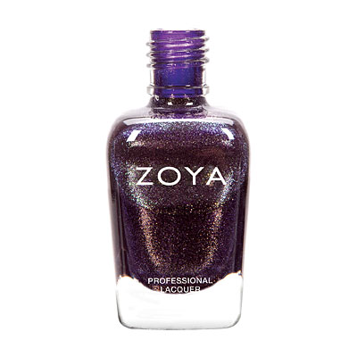 Zoya Nail Polish - Sansa - ZP757 - Purple, Metallic, Warm