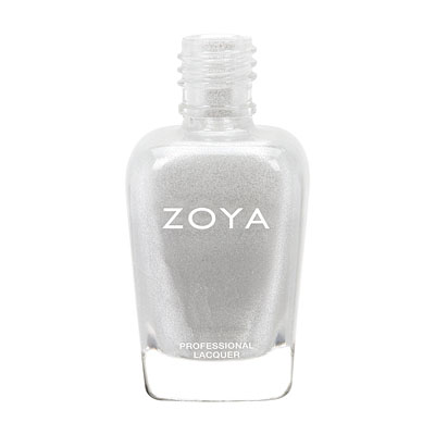 Zoya Nail Polish - Seraphina - ZP689 - Grey, Metallic, Cool