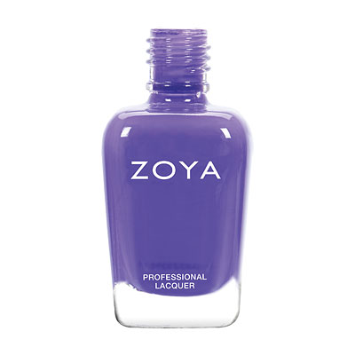 Zoya Nail Polish - Serenity - ZP799 - Purple, Cream, Cool