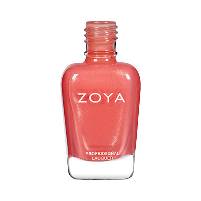 Zoya Nail Polish - Solstice - ZP926 - Red, Orange, Metallic, Cool