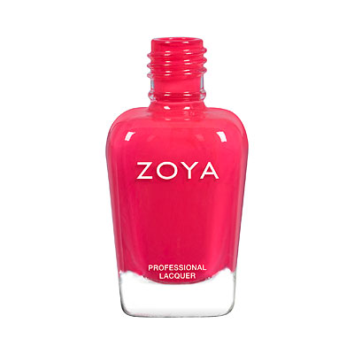 Zoya Nail Polish - Sonja - ZP892 - Red, Cream, Cool