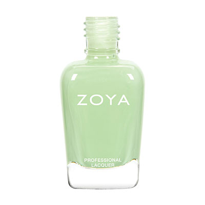 Zoya Nail Polish - Tiana - ZP774 - Green, Cream, Cool