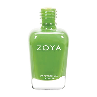 Zoya Nail Polish - Tilda - ZP730 - Green, Cream, Warm