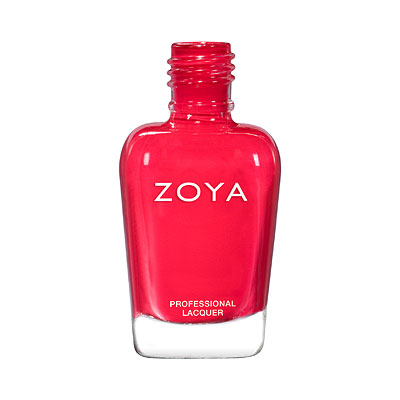 Zoya Nail Polish - Virginia - ZP947 - Red, Coral, Cream, Cool