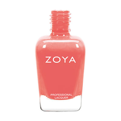 Zoya Nail Polish - Wendy - ZP734 - Pink, Coral, Cream, Cool
