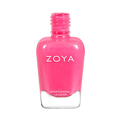 Zoya Nail Polish - Winnie - ZP895 - Pink, Cream, Cool
