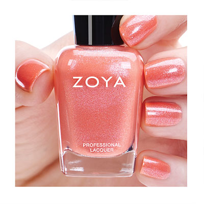 Zoya Nail Polish in Zahara alternate view 2 (alternate view 2)