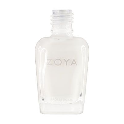 Zoya Nail Polish - Adel - ZP329 - White, Cream, Warm