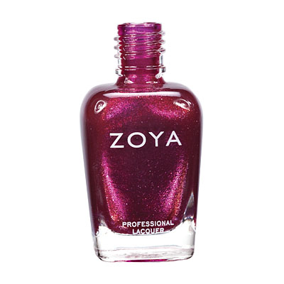 Zoya Nail Polish ZP510  Alegra  Purple Nail Polish Metallic Nail Polish