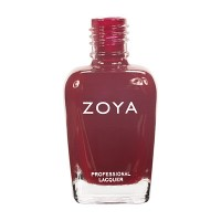 Zoya Nail Polish ZP454  Alix  Red Nail Polish Cream Nail Polish thumbnail