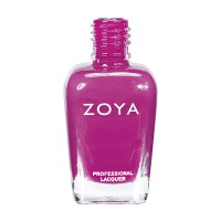 Zoya Nail Polish ZP554  Areej  Purple Nail Polish Cream Nail Polish thumbnail