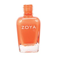 Zoya Nail Polish ZP617  Arizona  Orange Coral Nail Polish Cream Nail Polish thumbnail