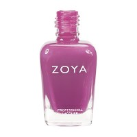 Zoya Nail Polish ZP438  Audra  Purple Nail Polish Cream Nail Polish thumbnail
