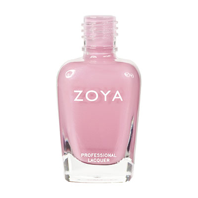Zoya Nail Polish - Barbie - ZP471 - Pink, Shimmer, Warm