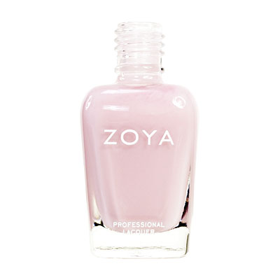 Zoya Nail Polish ZP340  Betty  French, Nude Nail Polish Cream Nail Polish