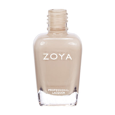 Zoya Nail Polish - Cho - ZP585 - Nude, Cream, Warm