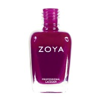Zoya Nail Polish ZP487  Ciara  Purple Nail Polish Cream Nail Polish thumbnail