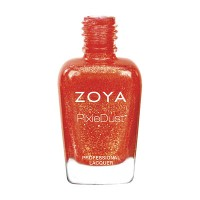 Zoya Nail Polish ZP676 Zoya PixieDust - Textured Nail Polish Desty  Red Coral Nail Polish PixieDust - Textured Nail Polish thumbnail