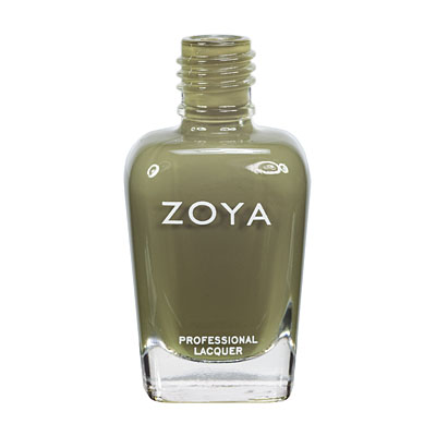 Zoya Nail Polish - Dree - ZP569 - Green, Cream, Warm, Cool