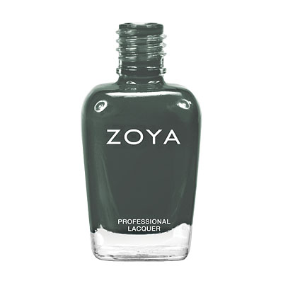 Zoya Nail Polish - Evvie - ZP630 - Green, Cream, Cool