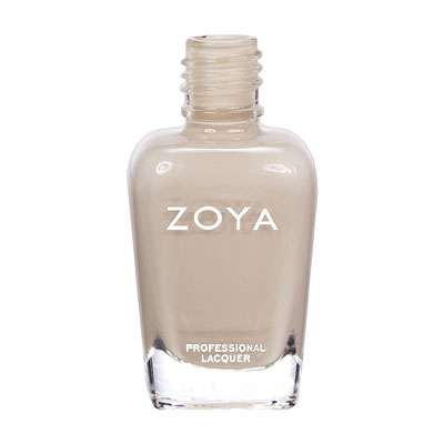 Zoya Nail Polish - Farah - ZP586 - Nude, Cream, Warm