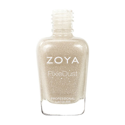 Zoya Nail Polish - Godiva PixieDust - Textured - ZP658 - Nude, Cool, Warm, Neutral