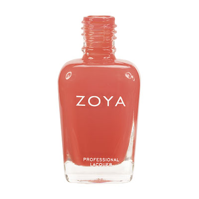 Zoya Nail Polish - Heidi - ZP442 - Orange, Coral, Cream, Warm