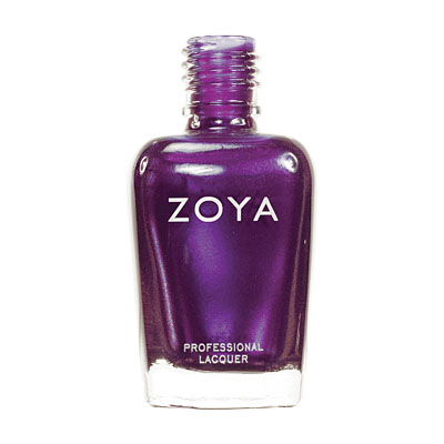 Zoya Nail Polish ZP212  Hope  Purple Nail Polish Metallic Nail Polish