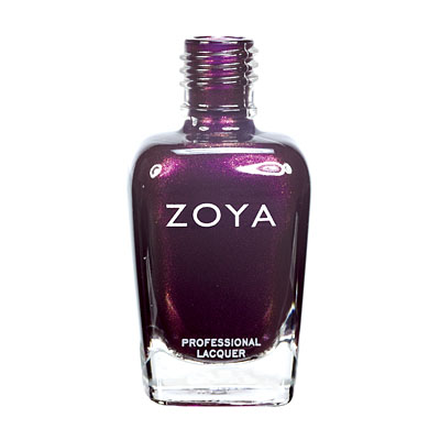 Zoya Nail Polish - Jem - ZP575 - Purple, Metallic, Cool