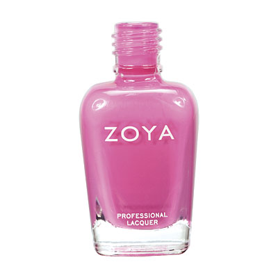 Zoya Nail Polish - Jolene - ZP516 - Pink, Cream, Cool