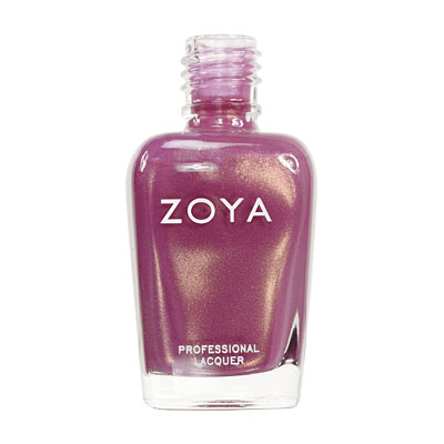 Zoya Nail Polish - Joy - ZP236 - Pink, Metallic, Cool
