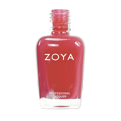Zoya Nail Polish - Kara - ZP250 - Orange, Coral, Cream, Cool