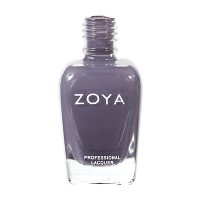 Zoya Nail Polish ZP519  Kelly  Purple Gray Blue Nail Polish Cream Nail Polish thumbnail