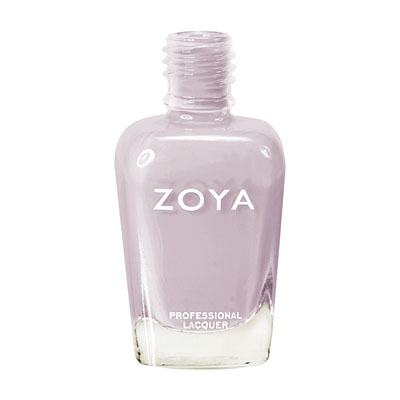 Zoya Nail Polish - Kendal - ZP594 - Nude, Purple, Cream, Cool, Neutral