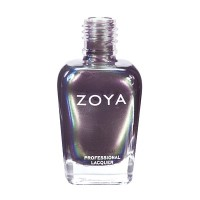 Zoya Nail Polish ZP283  Ki  Purple Nail Polish Metallic Nail Polish thumbnail