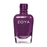 Zoya Nail Polish ZP419  Lael  Purple Nail Polish Cream Nail Polish thumbnail
